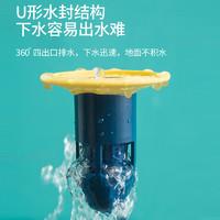 sangdaozi 桑·稻子 地漏防臭器下水道防臭盖堵口器防虫盖