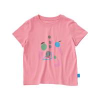 AllBlu 幼岚 AG01C2018 儿童短袖T恤