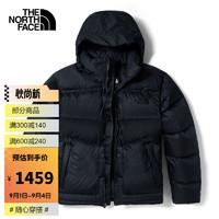 THE NORTH FACE 北面 TheNorthFace北面羽绒服户外保暖700蓬鹅绒轻薄羽绒外套 5AZR/RG1  藏青色 M