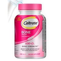 Caltrate 钙尔奇 钙+维生素D3 120粒