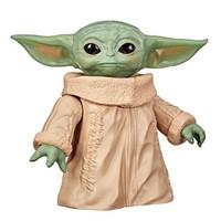 Prime会员:Hasbro 孩之宝 《曼达洛人》The child 尤达宝宝 可动 6.5 英寸