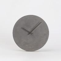 ROYAL 清水混凝土水泥钟 创意挂钟表 客厅现代简约 工业风LOFT A款 其他