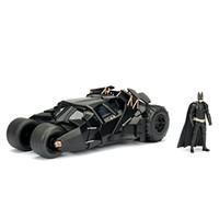 Prime会员 : Jada Toys 金属 1:24 2008 蝙蝠侠战车