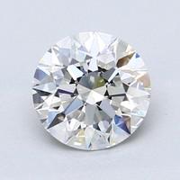 Blue Nile 1.40克拉圆形切割钻石