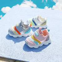 牧童童鞋婴儿学步步前鞋2021夏季软底防滑男女童1-5岁透气宝宝鞋