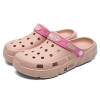 乔思森 男女款拖鞋 2109 粉色 38