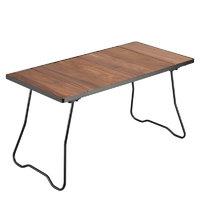 ALOCS 爱路客 户外折叠桌 实木色