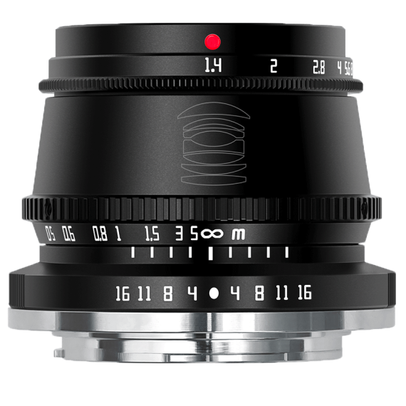 TTArtisan 铭匠光学 35mm F1.4 标准定焦镜头 佳能卡口 39mm