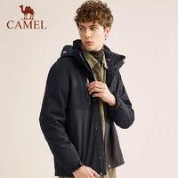 CAMEL 骆驼 A9W246105 中性款冲锋衣