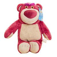 Disney 迪士尼 玩具总动员草莓熊公仔毛绒玩偶抱枕