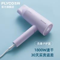 FLYCO 飞科 FH6277 负离子电吹风 紫色
