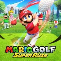 百亿补贴:Nintendo 任天堂 Switch游戏卡带《马力欧高尔夫 SuperRush》 中文