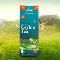 Dilmah 迪尔玛 锡兰原味红茶包 30袋