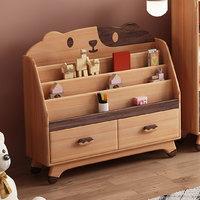 UVANART 优梵艺术 童趣系列 小熊实木矮书柜