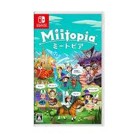 Nintendo 任天堂 Switch NS游戏 迷托邦 Miitopia 全新 实体卡 中文