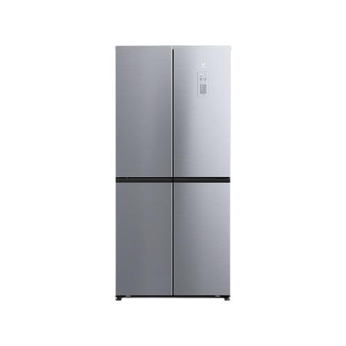 VIOMI 云米 BCD-486WMSD 十字对开门冰箱 486L 银色