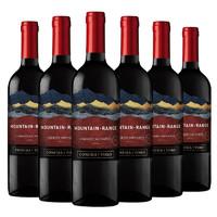 有券的上:CONCHA Y TORO 干露 云巅 赤霞珠干红葡萄酒 750ml*6瓶