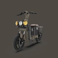MOLINKS 摩灵 Moi系列 摩灵 电动摩托车