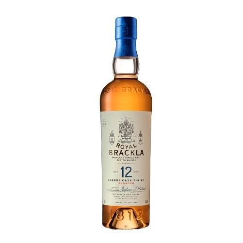 cdf会员购 : 全球免税首发!4倍积分!ROYAL BRACKLA 皇家布莱克拉 12年单一麦芽苏格兰威士忌 1000ml