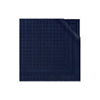 Dior 迪奥 女士羊毛披肩 04CAL140I630_C545 蓝色140*140cm