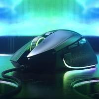 RAZER 雷蛇 巴塞利斯蛇 V3 电竞RGB有线鼠标