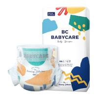 PLUS会员:babycare 艺术大师系列 婴儿纸尿裤 L46