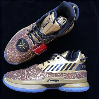 LI-NING 李宁 正品 韦德之道7 最后一舞 男子篮球鞋场地鞋 ABAN079