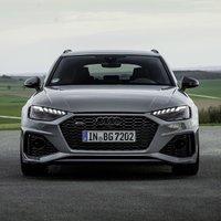 Audi 奥迪 RS 4