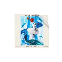 Dior 迪奥 X Sarah Shipman 女士丝巾 95TSS055I994_C020 蓝色 55*55cm