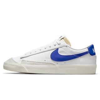 NIKE 耐克 男子 板鞋 经典 百搭 BLAZER LOW '77 VINTAGE 运动鞋 DA6364-103白色