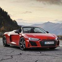 Audi 奥迪 R8 21款 R8 V10 Coupe Performance 收藏家版