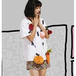 奶茶杯情侶系列 女士T恤  AF2F01001