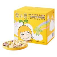 窝小芽 儿童水饺馄饨 7种口味 945g