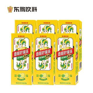 DONGPENG 东鹏 由柑柠檬茶 250ML*6盒/箱