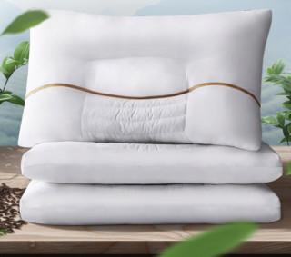 MERCURY 水星家纺 2只装草本枕头芯决明子荞麦枕芯抗菌防螨家用一对装成人枕头