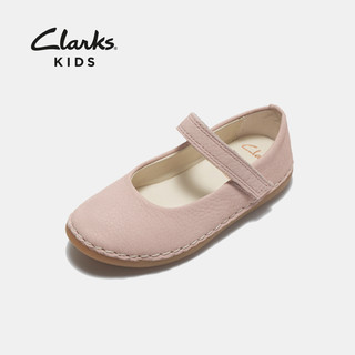 女童一字帶公主鞋