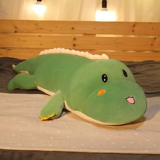 abay 可爱恐龙毛绒玩具熊公仔床上陪你睡觉抱枕布娃娃玩偶女孩生日