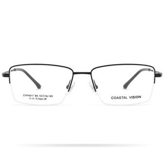 多款光學鏡框任選+ESSILOR 依視路 鉆晶A4 防藍光1.60鏡片