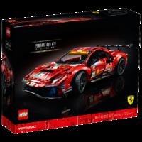 LEGO 乐高 TECHNIC系列 42125法拉利GTE赛车