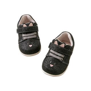 DAVE&BELLA 戴维贝拉 童鞋女童休闲鞋秋季新款儿童鞋子小童宝宝轻便学步鞋