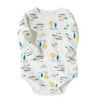 Mini Balabala 迷你巴拉巴拉 ZA0E331213005 婴儿连体衣 A款