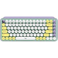 logitech 罗技 POP Keys 无线蓝牙机械键盘