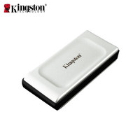 Kingston 金士顿 SXS2000 USB3.2 移动固态硬盘(PSSD)Type-C 500GB