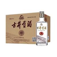 88VIP:古井贡酒 窖龄60 50度 浓香型白酒 500ml*6瓶