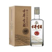 88VIP:古井贡酒 窖龄60 50度 浓香型白酒  500ml