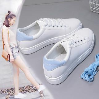 透气ins潮鞋小白鞋女2021夏季新款百搭平底运动鞋休闲鞋女鞋板鞋