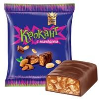 KDV 夹心巧克力紫皮糖 500g 送威化夹心糖果 500g*2袋