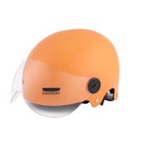 EGOOOD 易酷达 E83 摩托车头盔 橙色 L码