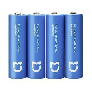 米家超级电池5号 4粒装