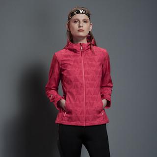 NORTHLAND 诺诗兰 秋冬女式户外软壳衣外套防风保暖防水透湿加绒加厚保暖